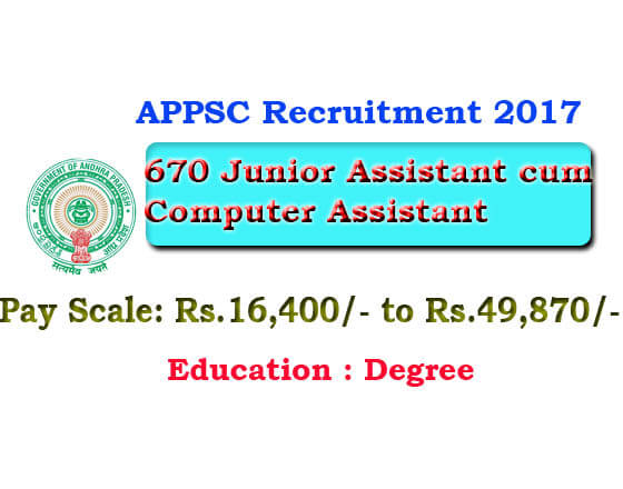 APPSC MRO office posts