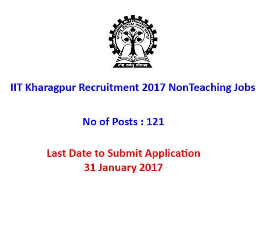 Iit kharagpur notification