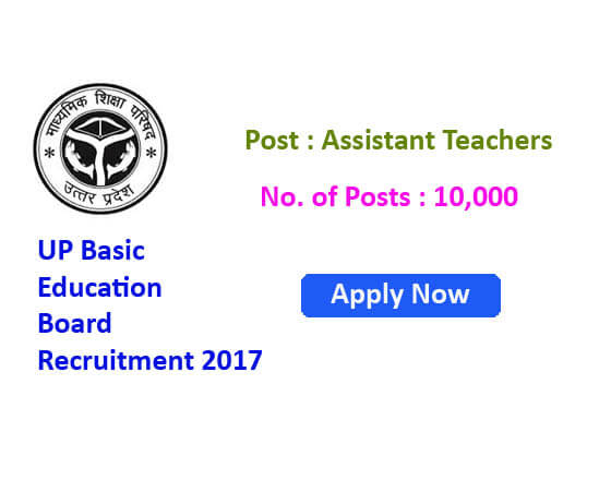 UP teaching jobs