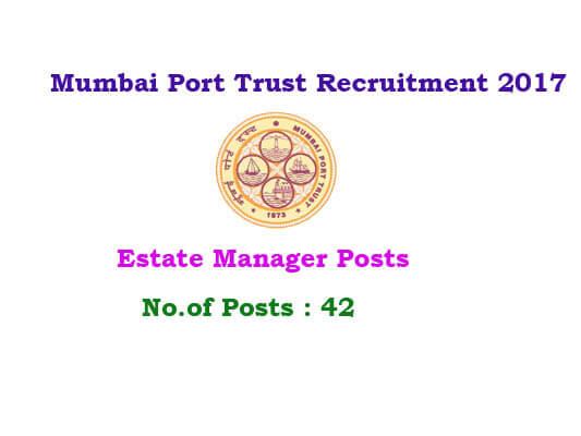 Mumbai-Port-Trust-Recruitment2017