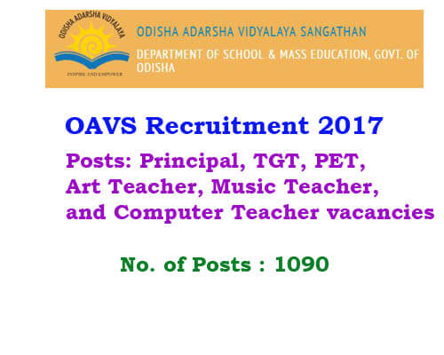 OAVS-Recruitment