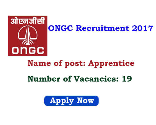 ONCG Recruitment