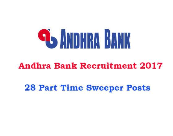 Andhra Bank 2017