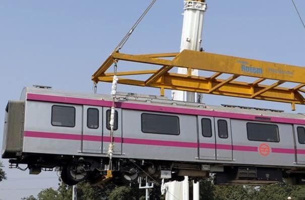 Delhi metro interview list