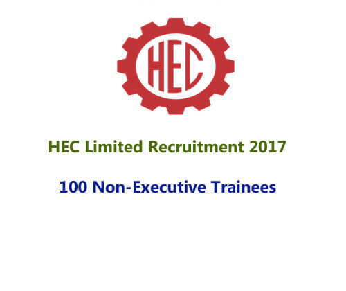 NEC Recruitment