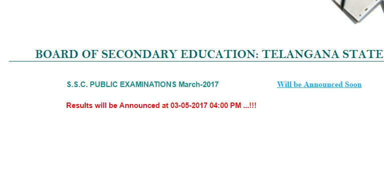 SSC 10th Results