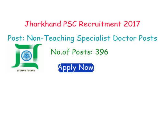 Jharkhand PSC Recruitment