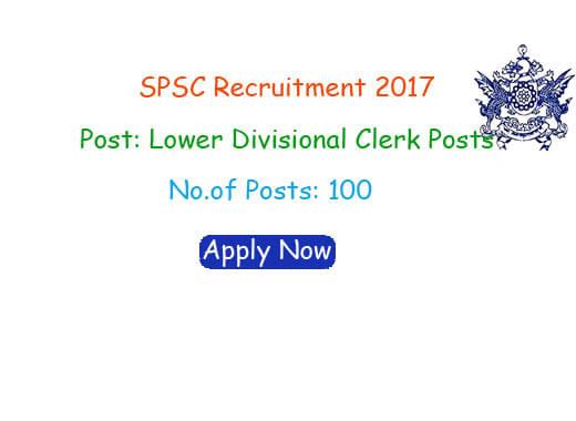SPSC Recruitment