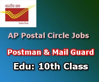 AP Postal Recruitment 2018
