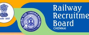 RRB Chennai Group D Recruitment 2018