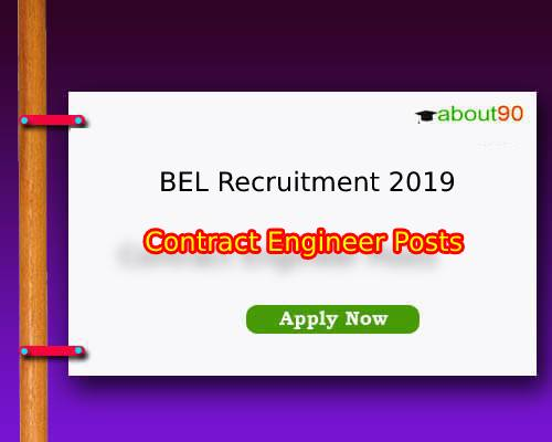 BEL Kotdwara Unit Recruitment 2019